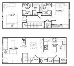 Small skinny house plans this unit is about the same for Bathroom construction plans