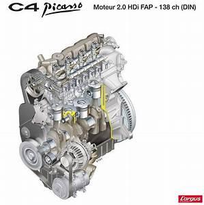 Courroie De Distribution C5 Hdi 110 : plan moteur picasso hdi ~ Gottalentnigeria.com Avis de Voitures
