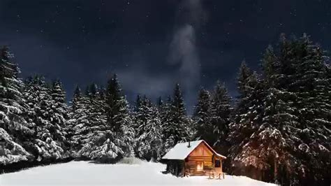 rustic winter cabin mediaworship sermonspice