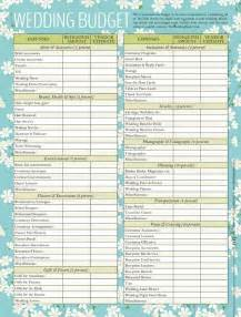 bridal registries search wedding budget checklist