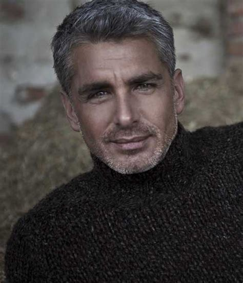 15+ Cool Hairstyles For Older Men
