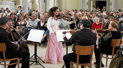 chambre de vannes timadeuc les violons font vibrer l 39 abbaye bréhan