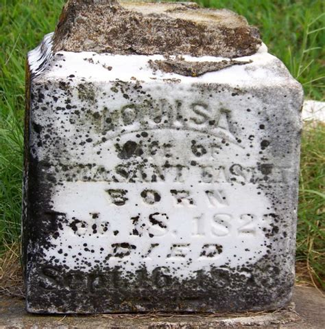 Ida Louise Easley Our Ancestor Ida Louise Easley Has