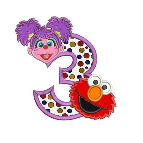 Elmo Applique by Sesame The Muppets Applique Designs