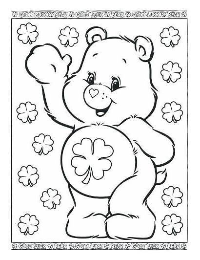 Coloring Pages Luck Elvis Printable Getcolorings