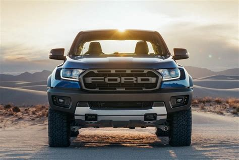 2019 Ford Ranger Raptor Revealed With Diesel Engine