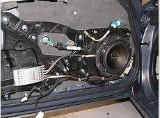 Mazda MX5 Audio Project with RAAMmat, Polk DB Speakers