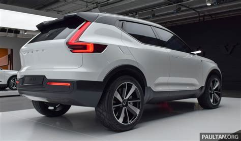 Gallery Volvo 401 Concept Previews All New Xc40 Image 497368