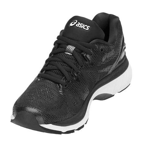 asics gel nimbus  ladies running shoes