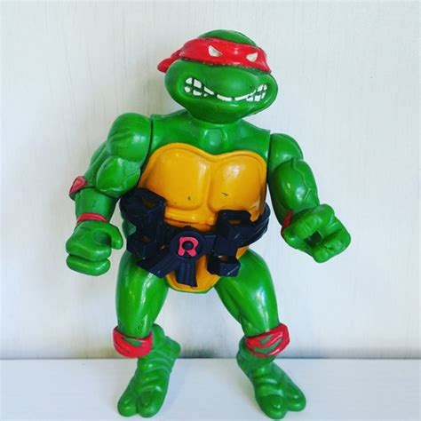 vintage playmates  teenage mutant ninja turtles