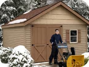 storage shed plans kits how to build diy by