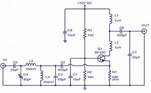 Tv Antenna Booster Circuit