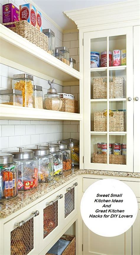 Kitchen Hacks For Small Kitchens by Sweet Small Kitchen Ideas And Great Kitchen Hacks For Diy