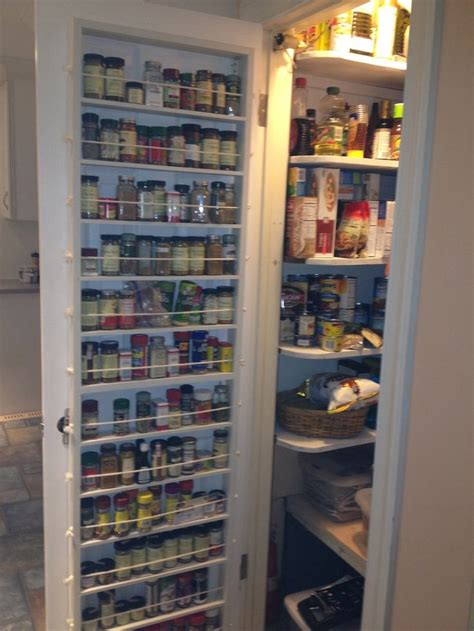 spice rack inside pantry door best 25 spice racks ideas on kitchen spice