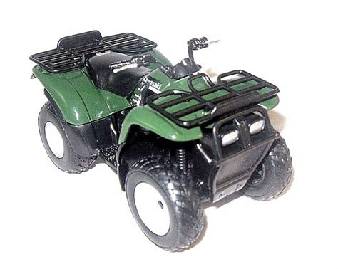 2002 Kawasaki Prairie 400 by 2002 Atv Kawasaki Prairie 400 Green Welly1 19 Diecast Atv