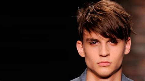 how to style hair boys hair hairstyles for with and 8209