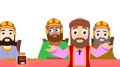 Paul In Caesarea| New Testament Storiesi Animated Children
