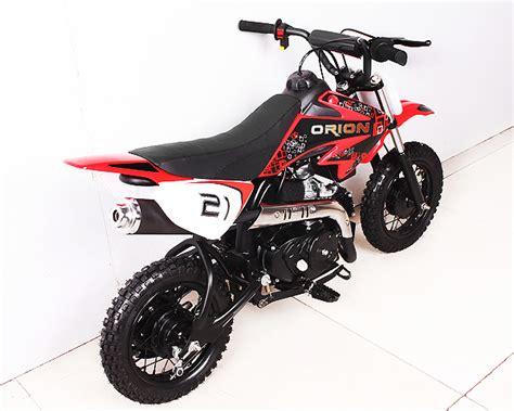 Apollo / Orion Dirt Bikes 70cc With Electric Start