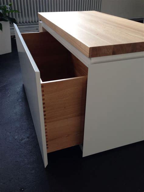 Sitzbank Mit Schubladen Ikea by Holz Sitzbank Mit Schublade Betont Unsere