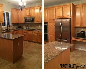 From HATE to GREAT: A tale of painting oak cabinets
