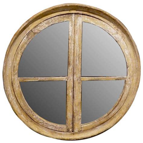 Runde Spiegel Mit Rahmen by Wooden Frame Mirror For Sale At 1stdibs