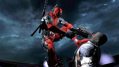 Action Deadpool Wallpapers Games Desktop Mobile