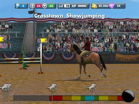 horse apps play realistic