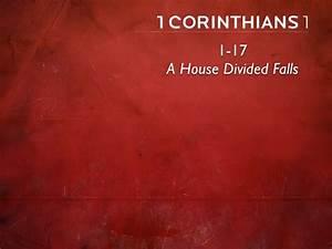 1 Corinthians 1 1 17