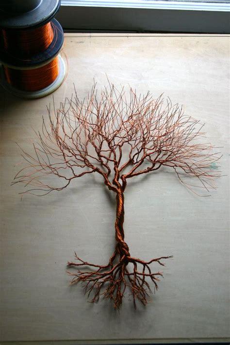 medium tree      copper wire