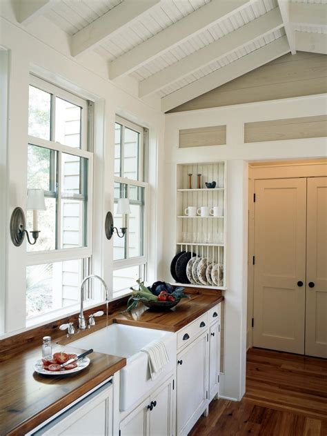 Glass Kitchen Countertops Hgtv