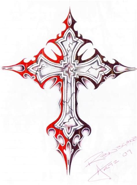 draw  cross step  step art pinterest