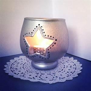 Pot En Verre Deco : decoration de noel pot en verre ~ Melissatoandfro.com Idées de Décoration