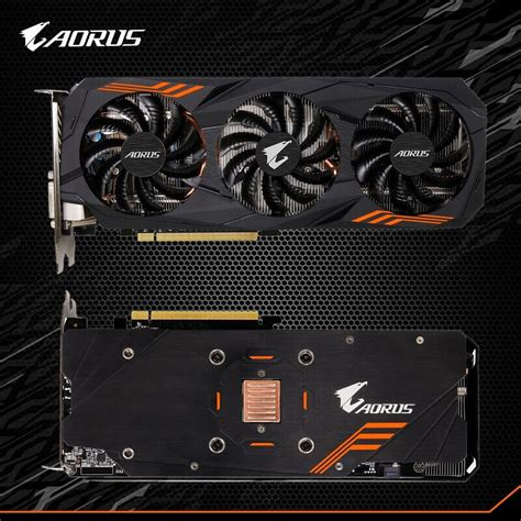 gtx 1080 single fan stunning gigabyte gtx 1080 ti aorus graphics card pictured