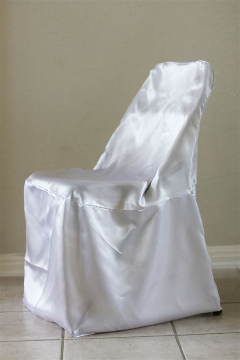 simply weddings folding chair cover rentals