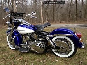 1975 Harley Davidson Flh Shovelhead Shovel Head