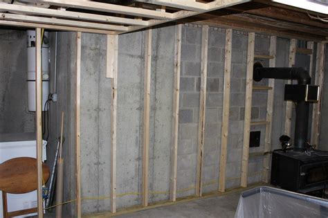 Insulate A Basement Wall With Closed Cell Spray Foam St Bathroom Tiles Toronto Bedroom And Ideas Can You Paint White Tile Design Travertine Designs Vintage Attic Reglazing