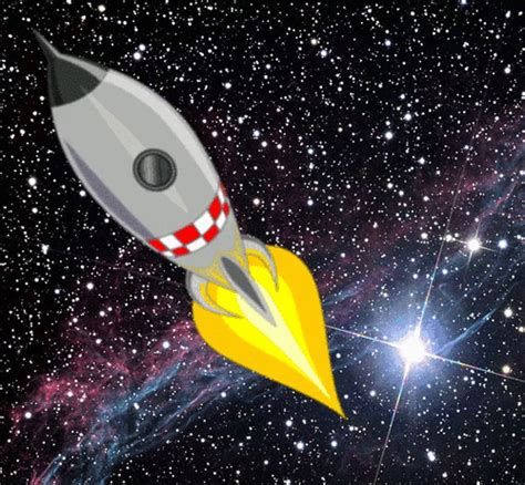 Bit.rocket is the bitcoin crash game that is taking the world by storm. Rocketship Gif - Rob S Rocket Motion Graphics Inspiration Motion Design Animation Animation ...
