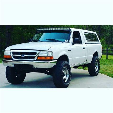 ford ranger with light bar 1999 ford ranger led light bar lifted 4x4s