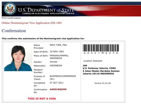 ds 160 form for parents visa de estudiante f 1 planilla ds 160 estudiar en usa