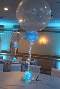 25 Best Balloon Centerpieces Ideas On Pinterest Balloon