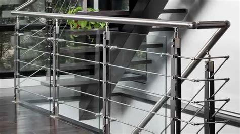 la re d escalier et le garde corps modulaire de bocani