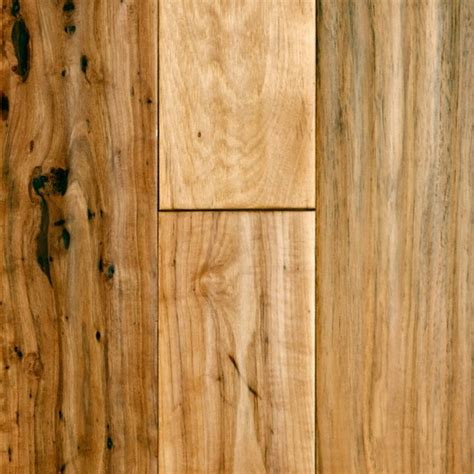 hardwood flooring virginia virginia mill works 3 4 quot x 5 quot hickory handscraped contemporary hardwood flooring by lumber
