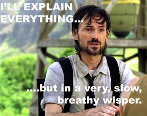 Lost Memes - daniel faraday from lost meme lost