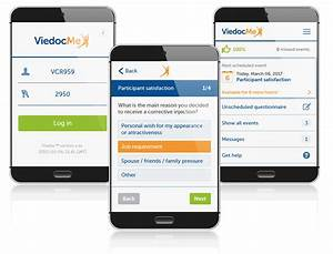 Viedoc Clinic User Guide