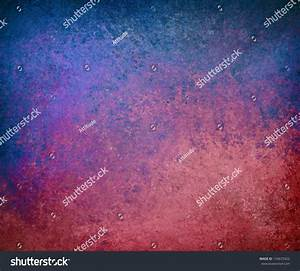 Abstract Blue Background Pink Red Color Stock Illustration ...