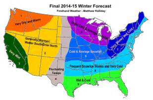 2014 2015 winter weather forecast map memes