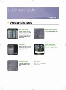 Samsung Rs261mdrs