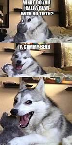 Bad Pun Dog Blank