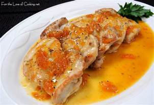 Apricot Chicken Thighs Recipe