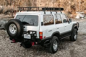 Auction Block  1984 Toyota Land Cruiser Fj60